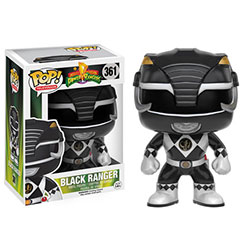 FU10309-POP POWER RANGERS TV BLACK
