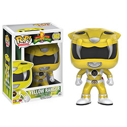 FU10310-POP POWER RANGERS TV YELLOW