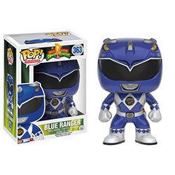 FU10311-POP POWER RANGERS TV BLUE