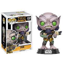 POP STAR WARS REBELS ZEB