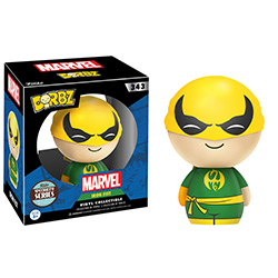 FU11206-DORBZ MVL IRON FIST