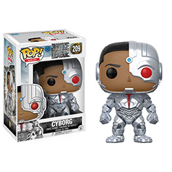 FU13487-POP DC JUSTICE LEAGUE CYBORG