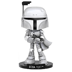 FU13654-WOBBLERS STAR WARS BOBA FETT