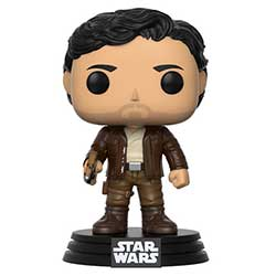 FU14747-POP STAR WARS EP8 POE DAMERON