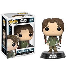 FU14872-POP STAR WARS JYN YOUNG