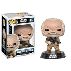 FU14874-POP STAR WARS WEETEE