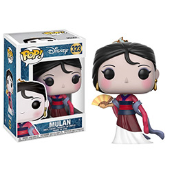 POP DISNEY PRINCESS MULAN
