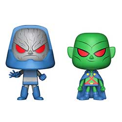 FU24415-VYNL DC MANHUNTER & DARKSEID