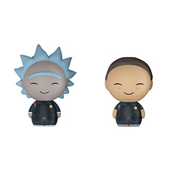 FU29676-DORBZ RICK & MORTY 2PK