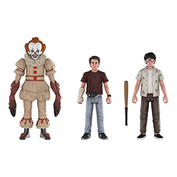 FU30012-IT ACTION FIGS PENNY/RICH/EDDI