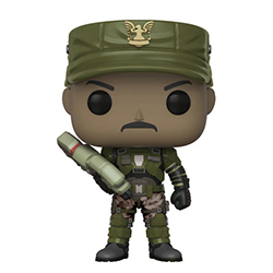 FU30101-POP VG HALO SGT. JOHNSON