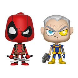 FU30489-VYNL MARVEL DEADPOOL & CABLE