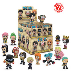 FU30608-MYSTERY MINIS ONE PIECE 12CT