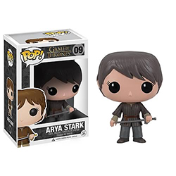 FU3089-POP TV GOT ARYA STARK
