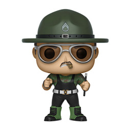 FU30988-POP WWE SGT. SLAUGHTER