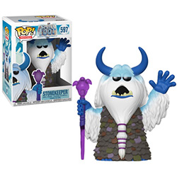 FU31007-POP SMALLFOOT STONEKEEPER