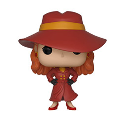 FU32039-POP TV CARMEN SANDIEGO
