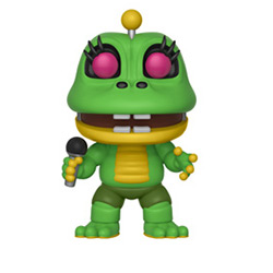 FU32062-POP FNAF PIZZA SIM HAPPY FROG
