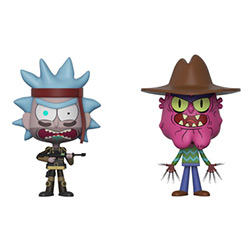 FU32264-VYNL SEAL RICK & SCARY TERRY