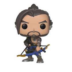 FU32272-POP VG OVERWATCH HANZO