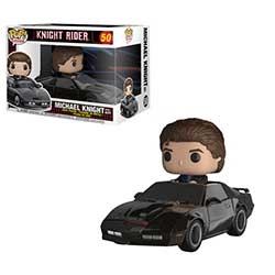 FU32721-POP RIDES KNIGHT RIDER W/KIT