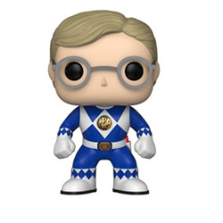 FU32804-POP POWER RANGERS TV BLUE