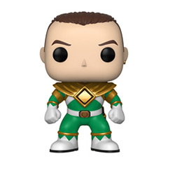 FU32805-POP POWER RANGERS TV GREEN