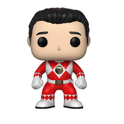 FU32806-POP POWER RANGERS TV RED