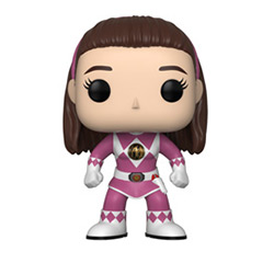 FU32807-POP POWER RANGERS TV PINK