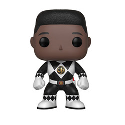 FU32808-POP POWER RANGERS TV BLACK