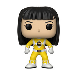 FU32809-POP POWER RANGERS TV YELLOW
