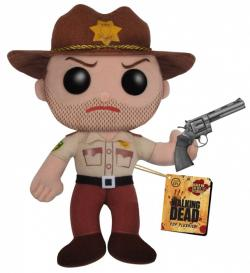FU3627-WALKING DEAD RICK GRIMES PLUSH