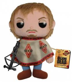 FU3628-WALKING DEAD DARYL DIXON PLUSH