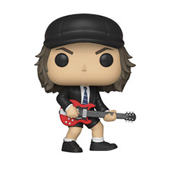 FU36318-POP MUSIC ACDC ANGUS YOUNG