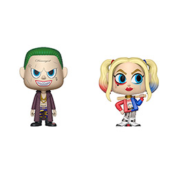 FU36337-VYNL THE JOKER & HARLEY QUINN