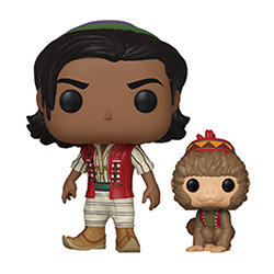 FU37022-POP DISNEY ALADDIN W/ABU