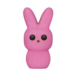 FU37101-POP CANDY PEEPS BUNNY PINK