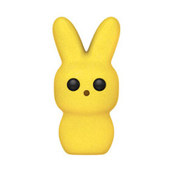 FU37103-POP CANDY PEEPS BUNNY YELLOW