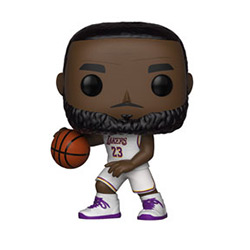POP NBA LAKERS LEBRON JAMES