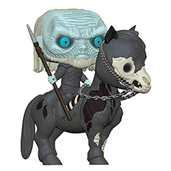 FU37669-POP RIDES GOT WHITE WALKER