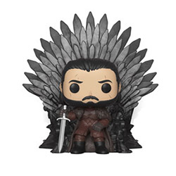 FU37791-POP DELUXE GOT JON SNOW