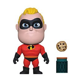 5 STAR THE INCREDIBLES MR. INCREDIBLE