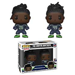 POP NFL GRIFFIN BROTHERS 2PK