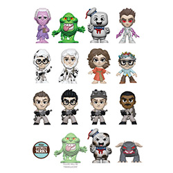 FU39444-MYSTERY MINIS GHOSTBUSTERS12PC