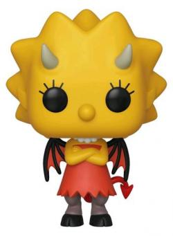 FU39721-POP SIMPSONS LISA DEMON
