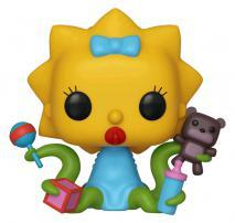 FU39727-POP SIMPSONS MAGGIE ALIEN