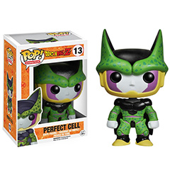 POP ANIME DRAGONBALL Z CELL