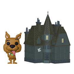 FU40203-POP TOWN SCOOBY-DOO HAUNTED
