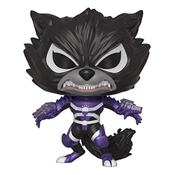 FU40707-POP MARVEL VENOM ROCKET RACCOON