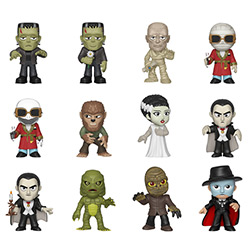 MYSTERY MINIS UNIVERSAL MONSTERS 12CT